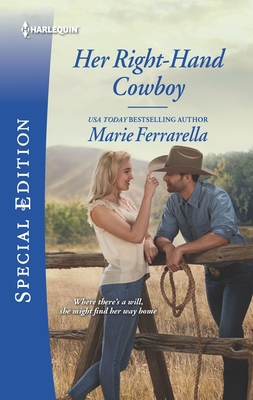 Image for Her Right-Hand Cowboy (Forever, Texas)