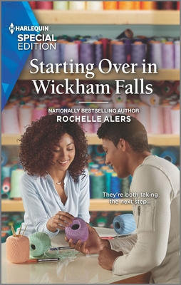Image for Starting Over in Wickham Falls (Wickham Falls Weddings)