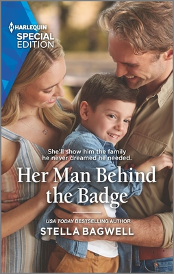 Image for Her Man Behind the Badge (Men of the West)
