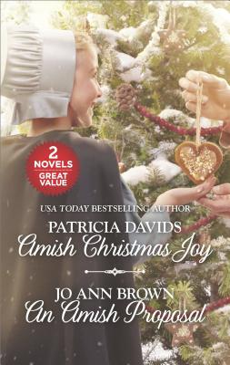 Image for Amish Christmas Joy and An Amish Proposal: An Anthology (Brides of Amish Country)