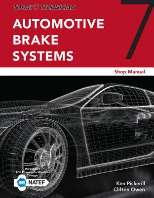 Image for Today's Technician: Automotive Brake Systems, Shop Manual