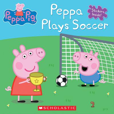 Image for Peppa Plays Soccer