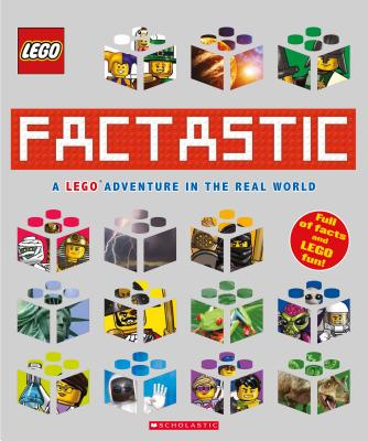Image for A LEGO Adventure in the Real World - Fantastic ((LEGO Nonfiction)