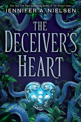 Image for The Deceiver's Heart (The Traitor's Game, Book 2)