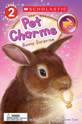 Image for Bunny Surprise (Scholastic Reader, Level 2: Pet Charms #2)