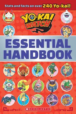 Essential Handbook (Yo-kai Watch), Scholastic