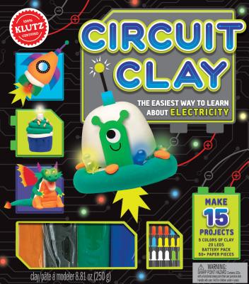 Image for Klutz Circuit Clay Science Kit