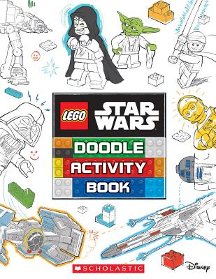 Doodle Activity Book (LEGO Star Wars: Search and Find), Ameet Studio