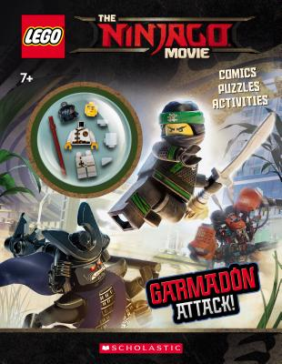 Image for Garmadon Attack! (LEGO NINJAGO Movie: Activity Book with Minifigure)