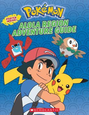 Image for ALOLA REGION ADVENTURE GUIDE (Pokemon)