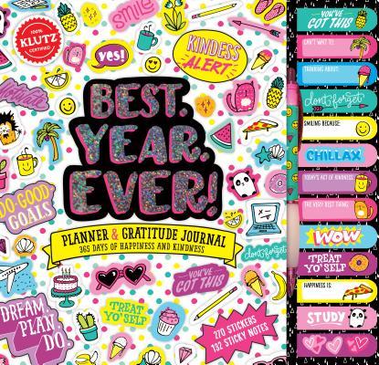 Klutz Best. Year. Ever Journal/Activity Kit, Klutz