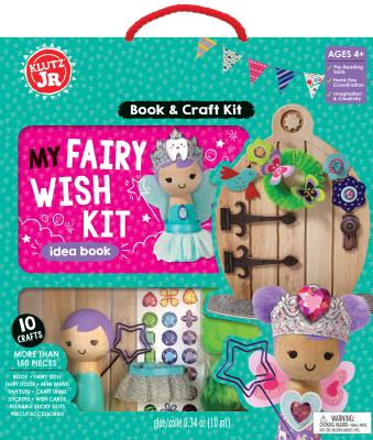 Image for My Fairy Wish Kit (Klutz)