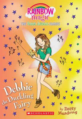 Debbie the Duckling Fairy (The Farm Animal Fairies #1): A Rainbow Magic Book, Daisy Meadows