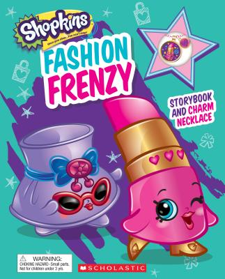 Image for Fashion Frenzy (Shopkins: Storybook with Charm Necklace)
