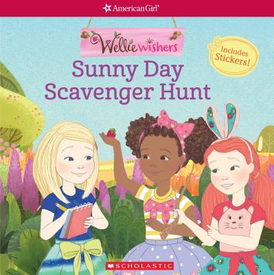 Image for SUNNY DAY SCAVENGER HUNT