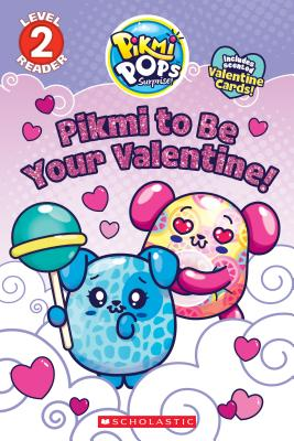 Image for Pikmi to Be Your Valentine! (Pikmi Pops)