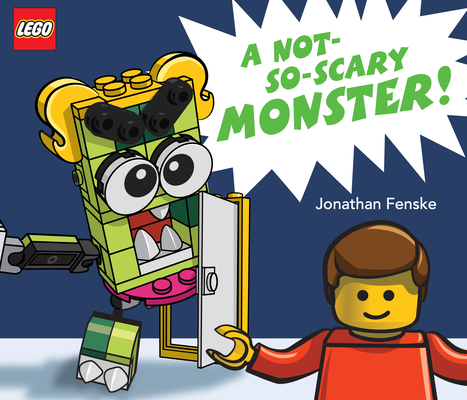 Image for NOT-SO-SCARY MONSTER! (A LEGO PICTURE BOOK)