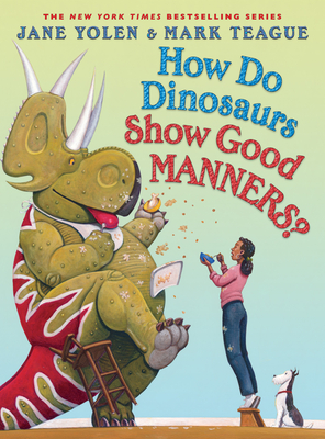 Image for HOW DO DINOSAURS SHOW GOOD MANNERS?