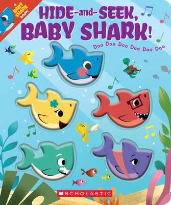 Image for Hide-and-Seek, Baby Shark! (Baby Shark Book)