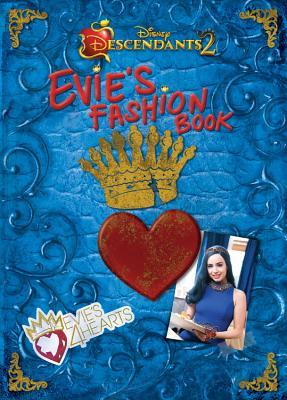 Image for Descendants 2 Evie's Fashion Book (Disney Descendants 2)