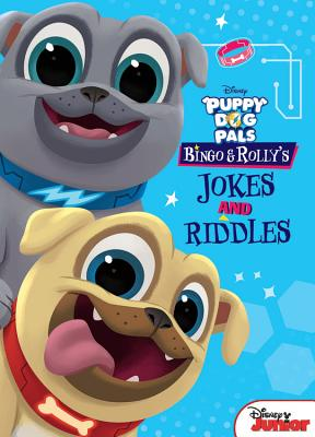 Image for Puppy Dog Pals Bingo and Rolly's Jokes and Riddles