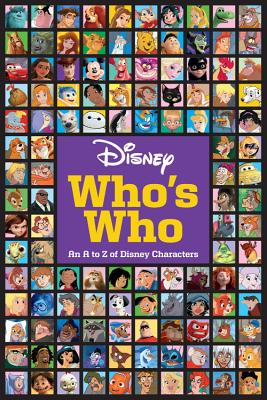 Image for Disney Who's Who