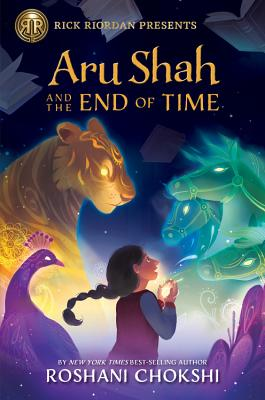 Image for ARU SHAH AND THE END OF TIME (PANDAVA, NO 1)