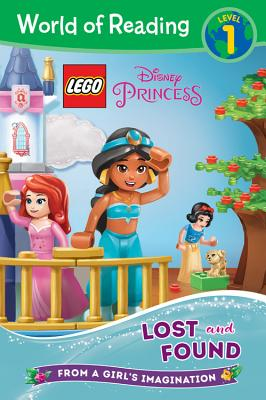 Image for World of Reading LEGO Disney Princess: Lost and Found (Level 1)