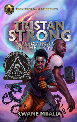 Image for TRISTAN STRONG PUNCHES A HOLE IN THE SKY (TRISTAN STRONG, NO 1)