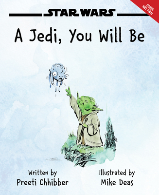 Image for STAR WARS A JEDI YOU WILL BE
