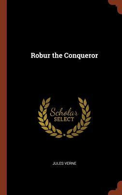 Robur the Conqueror, Verne, Jules