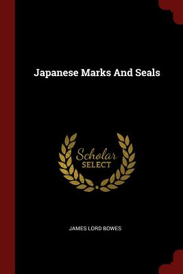Image for Japanese Marks And Seals