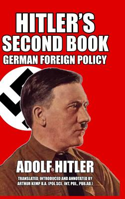 Image for HItler's Second Book: German Foreign Policy