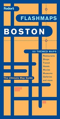 Image for Fodor's Flashmaps Boston, 5th Edition (Full-color Travel Guide)