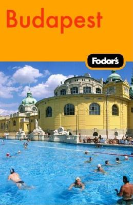Image for Fodor's Budapest, 1st Edition (Fodor's Gold Guides)