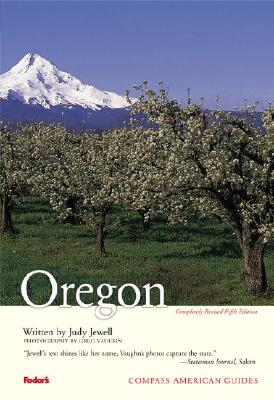 Image for Compass American Guides: Oregon, 5th Edition (Full-color Travel Guide)