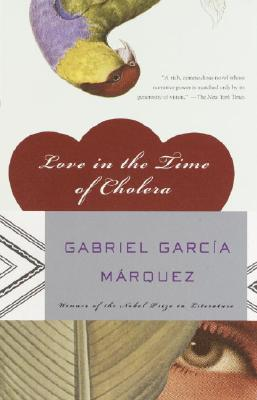 Love in the Time of Cholera, Garcia Marquez, Gabriel