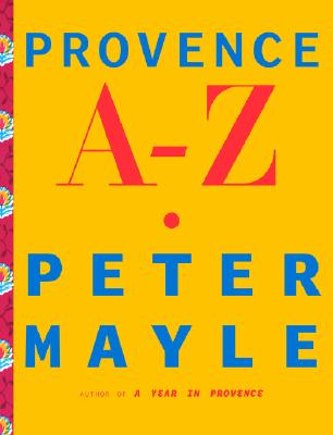 Image for Provence A-Z