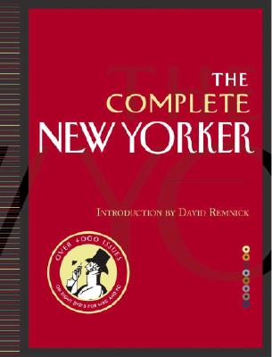 Image for The Complete New Yorker: Eighty Years of the Nation's Greatest Magazine (Book & 8 DVD-ROMs)