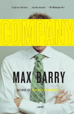 Company, Barry, Max