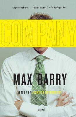 Company, Max Barry