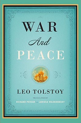 War and Peace (Vintage Classics), Tolstoy, Leo