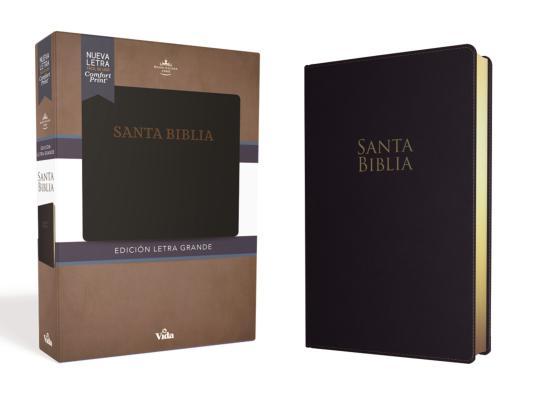 Image for RVR60 Santa Biblia Letra Grande, Leathersoft (Spanish Edition)