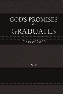 Image for God's Promises for Graduates: Class of 2020 - Black NIV: New International Version