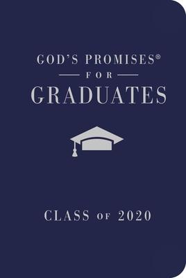 Image for GOD'S PROMISES FOR GRADUATES: CLASS OF 2020 - NAVY NKJV: NEW KING JAMES VERSION