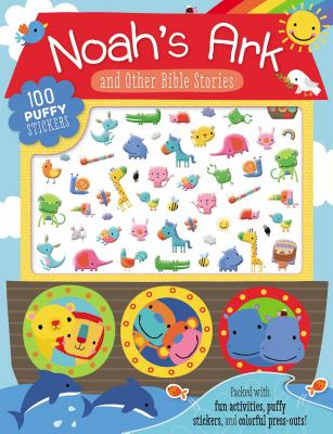 Image for Noah's Ark and Other Bible Stories: 100 Puffy Stickers