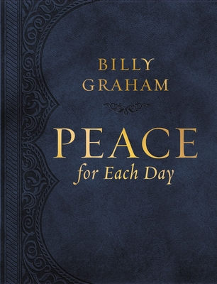 Image for Peace for Each Day (Large Text Leathersoft)