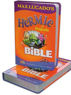 Image for Bible: Soft-flex Cover with Holographic Foil (Max Lucado's Hermie & Friends)