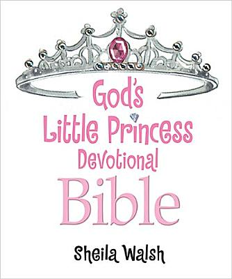 Image for God's Little Princess Devotional Bible: Bible Storybook