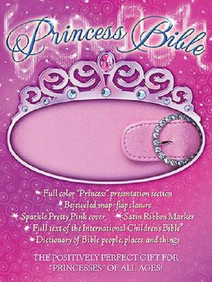 Image for Princess Bible: Pink - International Children's Bible (Compact Kids)